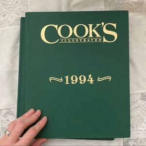 1994 Cooks Illustrated collection